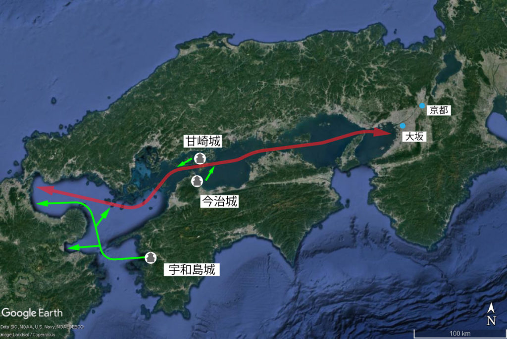 徳川築城戦略2