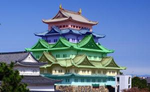 層塔型ー名古屋城