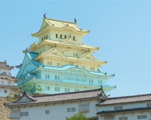 望楼型ー姫路城