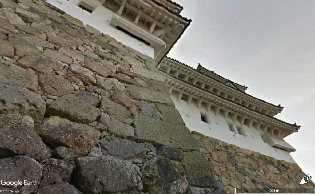 姫路城天守へのルート3