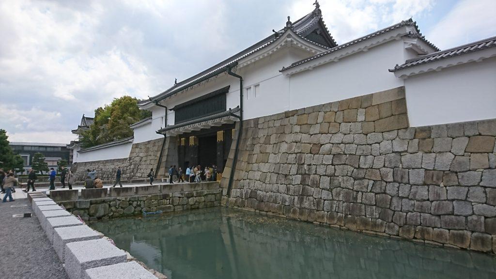 二条城の東大手門