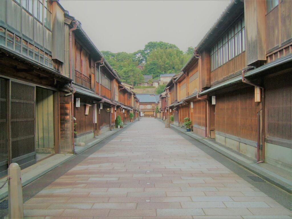 金沢市 ひがし茶屋街