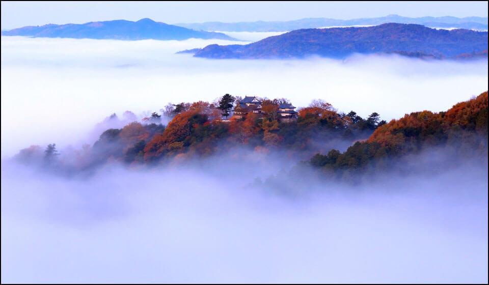 天空の城・備中松山城
