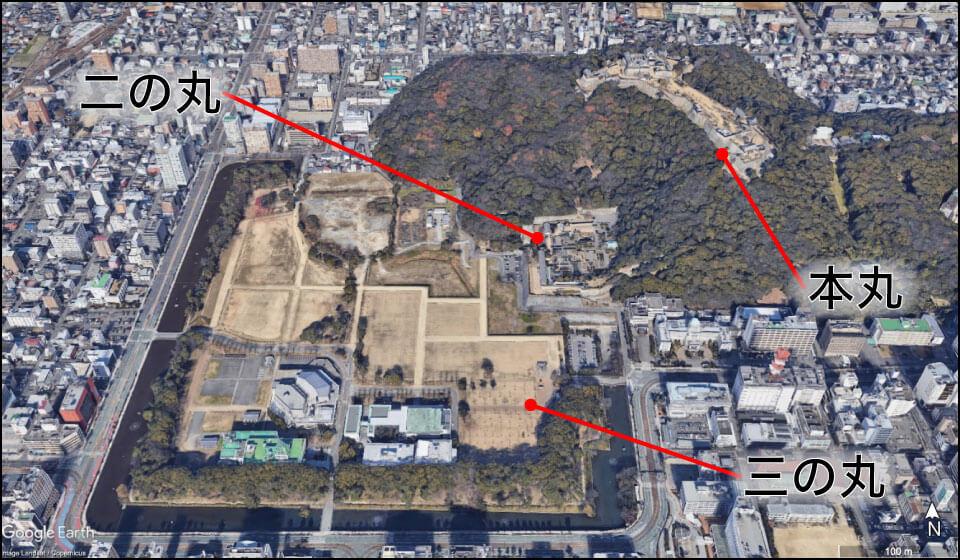 伊予松山城