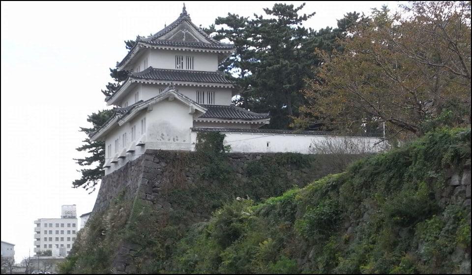 島原城の丑寅三重櫓